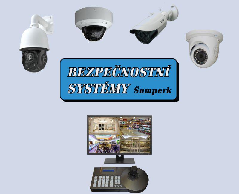 kamerový systém bezpečnostní
