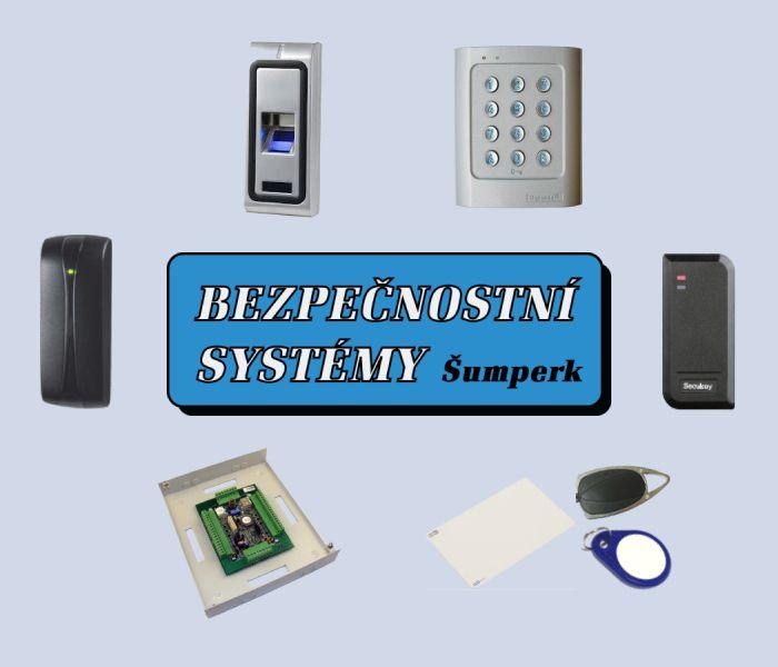 přístupové systémy na čip, na kartu nebo na kód